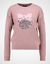 New Look BAUBLE CHRISTMAS  Jumper mid pink