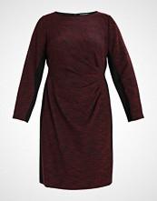 Lauren Ralph Lauren Woman GALWAY EMARI Strikket kjole black/rioja