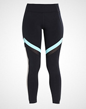 Under Armour Tights black/blue infinity