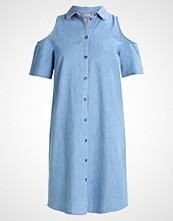 Dorothy Perkins COLD SHOULDER  Sommerkjole blue