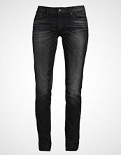 Denham SALLY Straight leg jeans grey denim