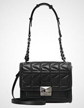 Karl Lagerfeld K/KUILTED MINI  Håndveske black