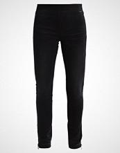 Cream BELUS KATY FIT Slim fit jeans black denim