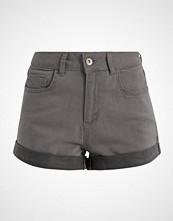TWINTIP Denim shorts dark grey