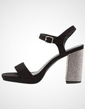 New Look Wide Fit WIDE FIT TEALIGHTED Sandaler med høye hæler black