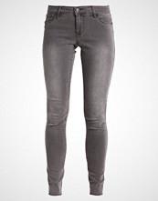 Vero Moda VMFIVE  Slim fit jeans dark grey denim