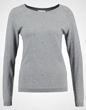 mint&berry REPEAT SEQUIN DOTS  Jumper grey