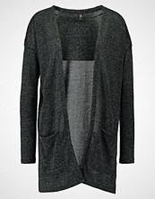Only ONLSARA LONG Cardigan dark grey melange