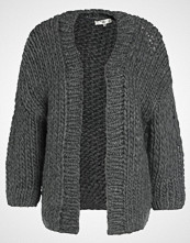 Selected Femme SFZOE  Cardigan medium grey melange