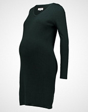 Zalando Essentials Maternity Strikket kjole dark green