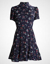Fashion Union TUPAC OPEN BACK FLORAL Sommerkjole navy romantic