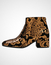 Tamaris Ankelboots black/gold