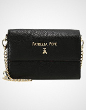 Patrizia Pepe TRAVEL ITEM Skulderveske black/orange