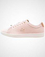 Lacoste CARNABY EVO  Joggesko light pink/offwhite