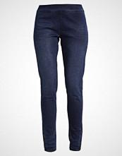 Cream BELUS KATY FIT Slim fit jeans dark blue denim