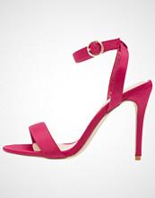 New Look Wide Fit WIDE FIT ZATIN Sandaler med høye hæler bright red
