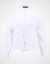 Fashion Union Bluser white