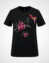Yas YASMIRROR Tshirts med print black