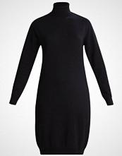 Noisy May NMMOMO ROLL NECK Strikket kjole black