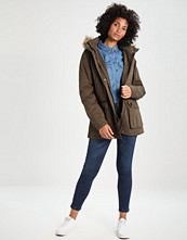 Noisy May KENDALL  Skjorte blue denim
