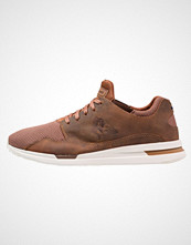 Le Coq Sportif LCS R PURE PULL UP LEATHER/MESH Joggesko reglisse/tan