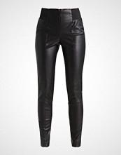 Vero Moda VMSIVA BUTTER NW PU LEGGINGS Bukser black