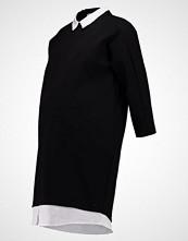 LOVE2WAIT DRESS PUNTA DI ROMA WITH BLOUSE Kjole black