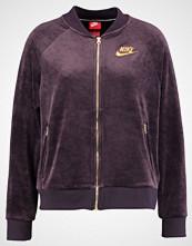 Nike Sportswear Bombejakke port wine/metallic gold