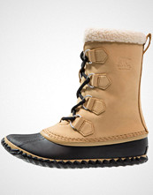 Sorel CARIBOU SLIM Snørestøvletter curry/black