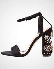 ALDO LUCIAA Sandaler med høye hæler black