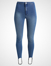 Miss Selfridge STIRRUP STEFFI  Jeans Skinny Fit mid denim