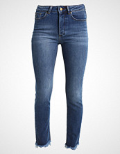LOIS Jeans RETRO CROP Straight leg jeans dark stone