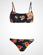 Missguided SUNFLOWER MINIMAL SET  Bikini navy