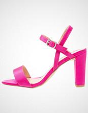 New Look Wide Fit WIDE FIT EX TIMMS 2 Sandaler med høye hæler bright pink