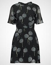 Warehouse DANDELION  Kjole black pattern