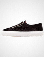 Superga 2750 VELVETW PYPER Joggesko black
