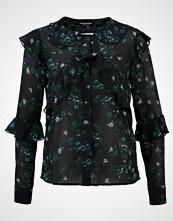 Fashion Union ROISIN RUFFLE Bluser smudge floral