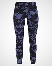 GAP FRONT GFAST Tights swoosh camo blue