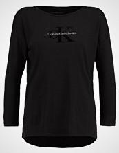 Calvin Klein TRUE ICON  Topper langermet black