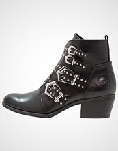 Marco Tozzi Ankelboots black antic