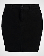 Selected Femme SFHAILEY Blyantskjørt black denim