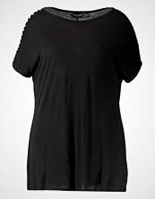 Dorothy Perkins Curve PEARL SLEEVE Tshirts med print black