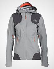 The North Face W SHINPURU DARKEST SPRUCE Hardshell jacket monument grey