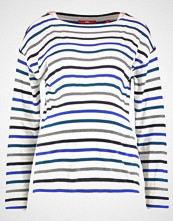 s.Oliver RED LABEL TSHIRT LANGARM Topper langermet navy stripes