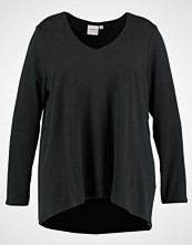 Junarose ROSITA LOOSE  Topper langermet black beauty