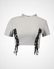 Glamorous Tshirts med print grey