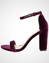 ALDO MYLY Sandaler med høye hæler bordo