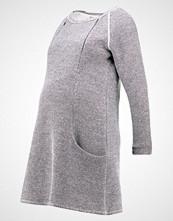 Pomkin LEONIE Strikket kjole marine/ navy off white