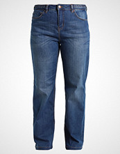 Zizzi Straight leg jeans blue denim