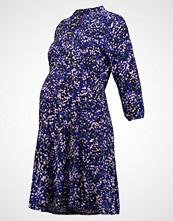 Seraphine FLORA Sommerkjole blue print